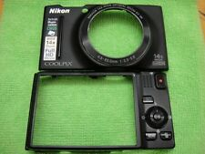 GENUINE NIKON S8200 FRONT BACK CASE REPAIR PARTS