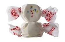 FROSTED CUPCAKE - Salt Water Taffy Candy  ~ TAFFY TOWN ~ 1/2 LB BAG