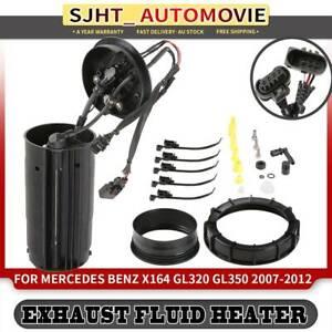 Diesel Heating Tank Unit for Mercedes Benz X164 GL250 GL350 2007-2012 2.2L 3.0L