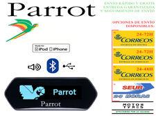 KIT MANOS LIBRES PARROT MKi9100 COMPLETO BLUETOOTH NUEVO CON FACTURA Y GARANTIA