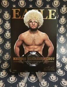 "2021 Khabib ""The Eagle"" Nurmagomedov | MMA Trading Card | UFC"