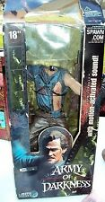 "MCFARLANE 18"" ASH ARMY OF DARKNESS Evil Dead Bruce Campbell Toy Maniacs"
