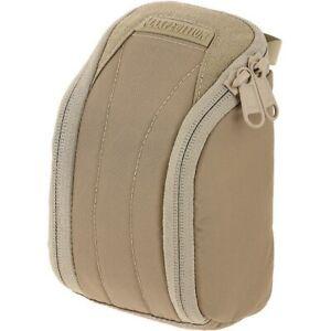 Maxpedition Tan MPP Medium Padded Tactical Pouch Bag