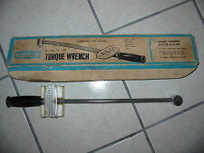 Craftsman Torque Wrench 1/2 inch drive with box
