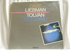 DAVE LIEBMAN & TOLVAN BIG BAND Dragon SEALED LP