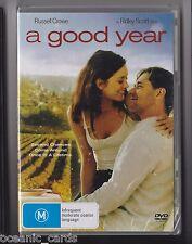 A Good Year (DVD, 2007)