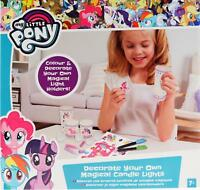 My Little Pony Make Your Own Magical Candle Light Holders Craft Set