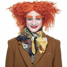 Mad Hatter Wig Costume Accessory Adult Halloween