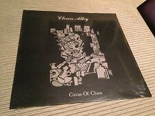"CLOWN ALLEY - CIRCUS OF CHAOS 12"" LP UK TRASH HARDCORE"