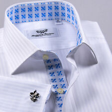 New Arrival Fashion For White Dress Shirts Wrinkle Free Easy Iron Luxury Top