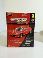 Ferrari F430 Scuderia 16M Spider 2008 Kit 28 Pieces BURAGO 1:32 BU45205Y