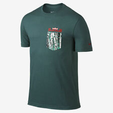 Nike Lebron James Christmas Pocket Men's Dri-Fit Basketball T Shirt Size S