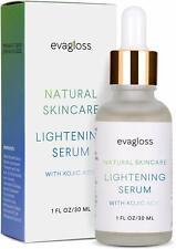 Evagloss Skin Lightening Serum With Kojic Acid Skin Whitening&Brightening Beauty
