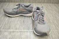Brooks Adrenaline GTS 20 1202962E073 Running Shoes, Women's Size 7.5 2E, Gray