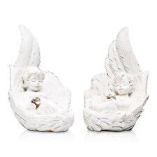 Markenlose Dekofiguren mit Thema Engel fürs Wohnzimmer