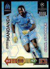 ADRENALYN xl ligue des champions 10//11 steve Mandanda G