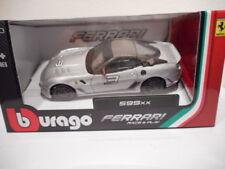 Voitures, camions et fourgons miniatures gris Ferrari 1:43