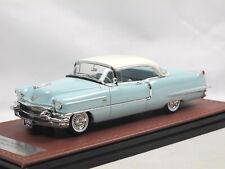 GLM 1962 Cadillac Coupe de Ville SONIC BLUE/WHITE ROOF 1:43 Limited 80 PCS.