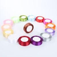 "25Yards 1""(25mm) Satin Edge Sheer Organza Ribbon Bow Craft Wedding HRTI"