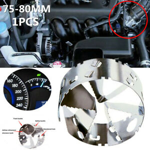 75-80MM Upgrades 4th Generation Car Turbo Fuel Gas Saver Oil Accelerator Booster