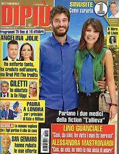 Dipiù 2016 41#Alessandra Mastronardi & Lino Guanciale,Danilo Brugia,Vivien Leigh