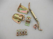 REPLATED CARBURETTOR FIREWALL CARBY ACCELERATOR LINKAGE PARTS FOR HD HR HOLDEN
