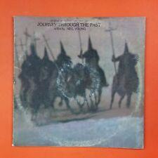 NEIL YOUNG Journey Through The Past 2XS6480 Sterling LH Dbl LP Vinyl VG+ Quadfld