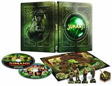 [Blu-ray]Film Jumanji Bienvenue dans la jungle Steelbook - NEUF SOUS BLISTER