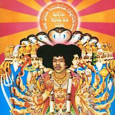 The Jimi Hendrix Experience Axis Bold as Love SACD Analogue Productions