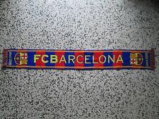 d13 sciarpa BARCELONA FC football club calcio scarf bufanda echarpe spagna spain
