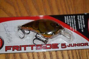 Berkley Frittside 5 Junior Flat-Sided Crankbait BHBFS5JR (Brown Craw) NIP