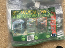 plastic greenhouse replacement cover