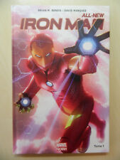All - New IRON MAN Marvel Now Tome 1