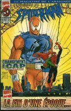 Livre BD Spider-Man la fin d'une époque mensuel no 3 avril 97 Marvel France