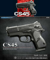 [Academy] #17205 CS45 Full Size Plastic Airsoft Pistol BB Replica Hand Toy Gun