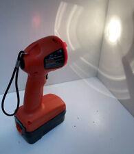 BLACK & DECKER FIRE STORM 18V FLASH LIGHT FSL18 ~ Tool Only ~