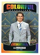 2019-20 UPPER DECK UD CREDENTIALS Colorful Characters #CC-5 Sean Monahan