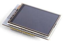 """Velleman VMA412 LCD SHIELD,2.8"""",240x320 RGB,262K COLOR,ILI9341 DRIVER,EXP. LEVEL"""