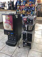 Curtis Gemini 120a Gem 120a Coffee Tea Brewer With Dispensing Urn