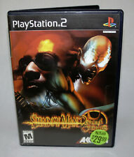 Shadow Man: 2econd Coming Sony PlayStation 2, PS2 2002