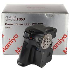 Mamiya WG402 Power Drive Grip Motor Winder for 645 Pro and Pro TL / (AF1158)