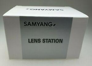 Samyang Lens Station für AF Sony E Objektive OVP