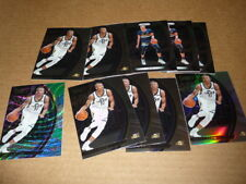 2017/18 Panini DANTE EXUM LOT OF 10 JAZZ PRIZM SELECT BLUE GREEN SILVER