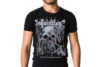 Inquisition Into The Infernal Regions Of The Ancient Cult 1998 Album T-Shirt