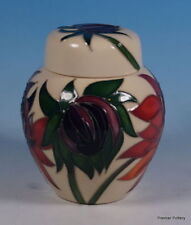 Red 1980-Now Date Range Moorcroft Pottery