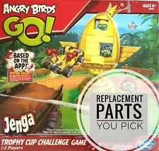 Angry Birds GO! Trophy Cup Challenge Jenga Game Replacement Parts - You Pick!
