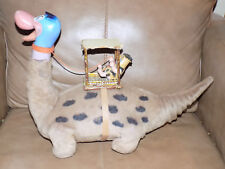 Dino the Flintstone Dinosaur Battery Operated Toy Works!