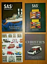 Auction Catalogues Christies SAS Four different versions in excellent condition