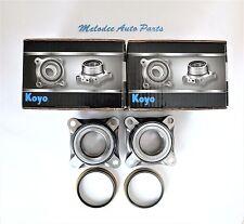 KOYO / NSK Front L/R Wheel Bearing & 2 Seal For  TACOMA / 4RUNNER / FJ CRUISER