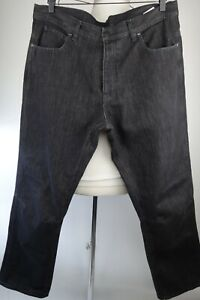 Dainese SPA S.P.A. Motorcycle Padded Denim Jeans Men Size 37 x 30